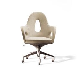 Teodora Wing chair   Sillas de oficina   Giorgetti