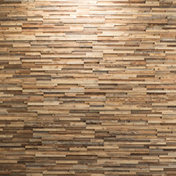 A priori | Wandverkleidung | Wood panels | Wooden Wall Design