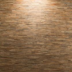 Brut | Panneaux muraux | Panneaux de bois | Wooden Wall Design