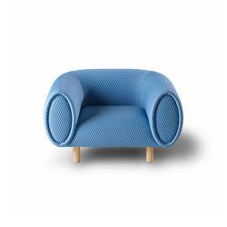 Tobi | 1.5-seater sofa | Armchairs | Rexite