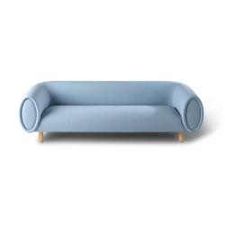 Tobi | 3-seater sofa | Sofas | Rexite
