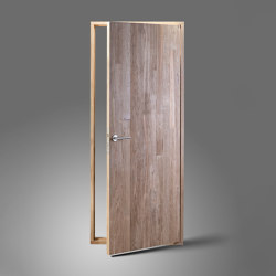 Wood Doors | Oak door | Vertical | Porte interni | Wooden Wall Design