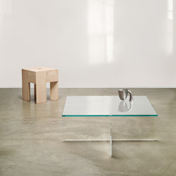 CrossPlex Table | Tavolini bassi | Karakter