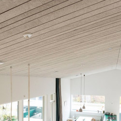 Peat fiber | Acoustic ceiling systems | Okko