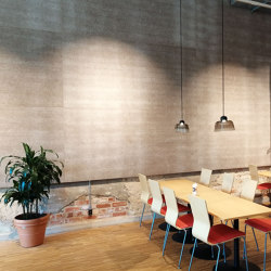 Peat fiber | Sound absorbing wall systems | Okko