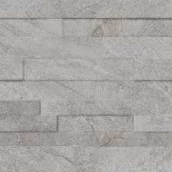 Blended Grey Muretto 3D | Carrelage céramique | Refin