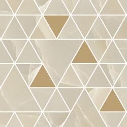 Prestigio Onix Beige Mosaico T | Ceramic mosaics | Refin