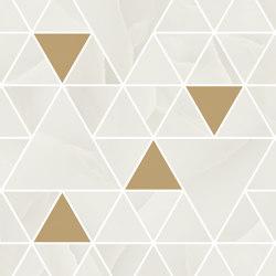 Prestigio Onix White Mosaico T | Ceramic mosaics | Refin