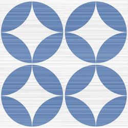 Riflessi Blu Forme Lucido | Ceramic tiles | Refin