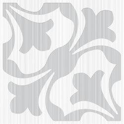 Riflessi Grigio Fiore Lucido | Keramik Fliesen | Refin