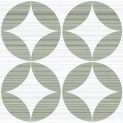 Riflessi Verde Forme Lucido | Carrelage céramique | Refin