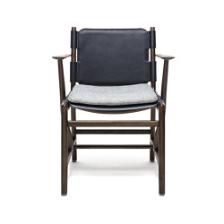 Levante Chair with Armrests | Armchairs | Exteta