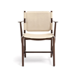 Levante Chair with Armrests | Chairs | Exteta