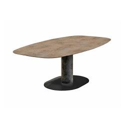 Big fixed table | Esstische | Varaschin