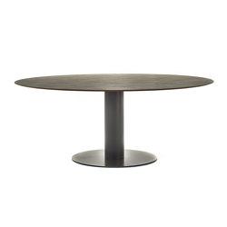 Big fixed low table | Esstische | Varaschin
