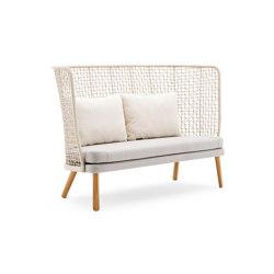 Emma 2 seater sofa | Sofas | Varaschin