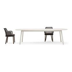 Emma fixed table | Esstische | Varaschin