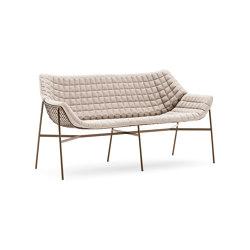 Summerset 2 seater sofa | Sofas | Varaschin