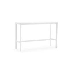 System bar table   Tavoli alti   Varaschin