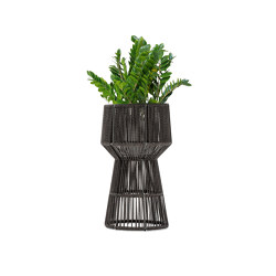 Loop flower pot | Pflanzgefäße | Varaschin