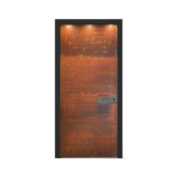 Modern front doors doors with special surfaces TITAN   Entrance doors   ComTür