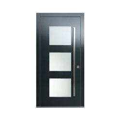 Modern front doors doors with special surfaces GALAXY | Entrance doors | ComTür