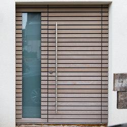 Modern front doors Custom made PRIVALINE | Entrance doors | ComTür