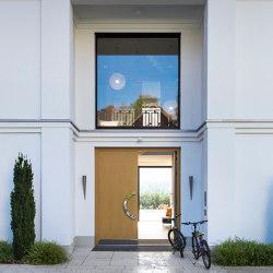 Modern front doors High security doors NATURA | Entrance doors | ComTür