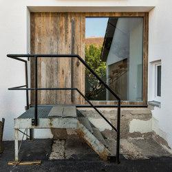 Modern front doors security doors PURE | Entrance doors | ComTür