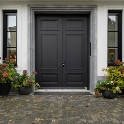 Style front doors Design doors in black ANTIK | Internal doors | ComTür