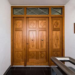 Style entrance doors Custom made ANTIK | Front doors | ComTür
