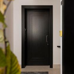 Style entrance doors Design doors in black CLASSE | Front doors | ComTür