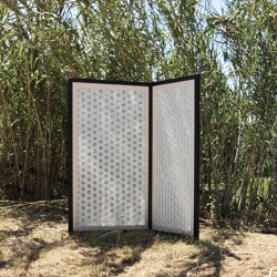i-Mesh Byobu | Folding screens | i-mesh