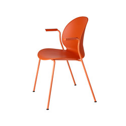 N02™ Recycle | N02-11, with armrest | Chairs | Fritz Hansen