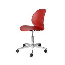 N02™ Recycle | N02-30, swiwel | Chairs | Fritz Hansen