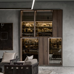 Loom Cabinet | Display cabinets | HENGE