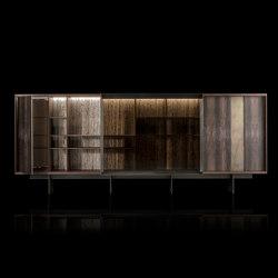 Loom Program Doors | Display cabinets | HENGE
