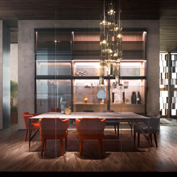 Loom System | Display cabinets | HENGE