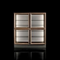 SQ Case | Display cabinets | HENGE