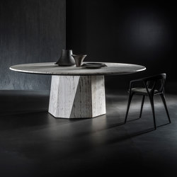 Zenith Table Stone | Dining tables | HENGE