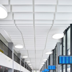 Design Decoration | Rockfon® Universal™ Baffle | Mineral composite panels | Rockfon