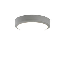 Arta LED | Textured Painted Silver | Plafonniers d'extérieur | Astro Lighting