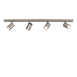 Ascoli Four Bar | Matt Nickel | Ceiling lights | Astro Lighting