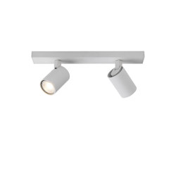 Ascoli Twin | Textured White | Ceiling lights | Astro Lighting