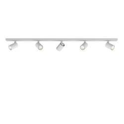 Ascoli Five Bar | Textured White | Ceiling lights | Astro Lighting