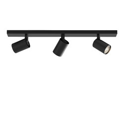 Ascoli Triple Bar | Matt Black | Ceiling lights | Astro Lighting