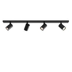 Ascoli Four Bar | Matt Black | Ceiling lights | Astro Lighting