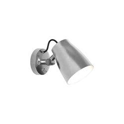 Atelier Wall | Polished Aluminium | Lampade parete | Astro Lighting