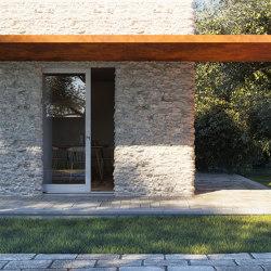 IRIDE Sliding system for lift and slide window door | Patio doors | Ermetika