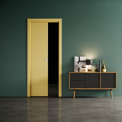 VELIO Classic sliding system door | Internal doors | Ermetika